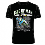 Isle Of Man TT Dean Harrison T-Shirt 2019